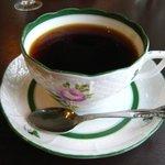 カフェ ステンドグラス - コーヒー