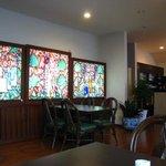 カフェ ステンドグラス - ステンドグラス