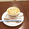 キャピタルコーヒー - ドリンク写真:キャラメルカプチーノR