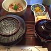 鶴の家 - 料理写真:角煮定食  ¥870-