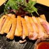 なごみ月 - 料理写真:広島赤鶏の炭火あぶり焼