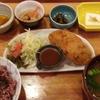 ダイニング街なか - 料理写真:まちなかコロッケ定食1,080円