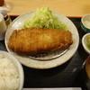 とん悦 - 料理写真:ロースとんかつ定食のカツレツ揚げ