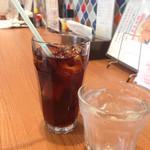 KITCHEN 鑓水商店 - コーラ、お冷