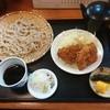 昌平 - 料理写真:せいろ¥700 +御飯セット¥300 ※ご飯忘れ