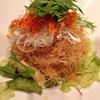 菜香家・わ - 料理写真:クリスピーポテトのおつまみサラダ。