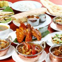 インド料理は身体の内側から綺麗になる美容にも良い料理です。