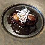 創作料理 まさぞう - 牛肉と栗と里芋の煮込み