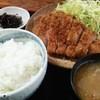 きよ川 - 料理写真:とんかつ定食