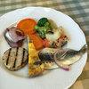 トラットリア ダ ゴイーノ - 料理写真:ランチの前菜