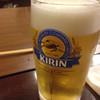 串八 - ドリンク写真:セットの生ビール