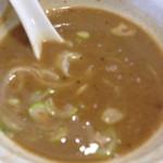 二代目 村岡屋 - 濃厚魚介系スープ