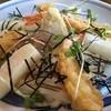 麺屋おほーつく - 料理写真:えびもちぶっかけ920円