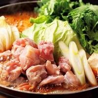 滋賀県産 銘柄地鶏『近江鶏』のすき焼き鍋