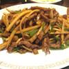 桂林 - 料理写真:青椒肉絲