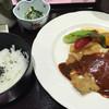 泉南カンツリークラブ - 料理写真:ランチ ミラノ風カツレツ