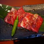 カルビ屋三夢 - アルプス牛カルビ~☆