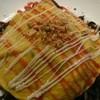 月徳飯店 - 料理写真:糸魚川ブラック焼きそばレギュラー(税込み800円)