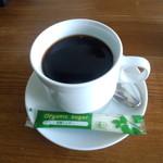 43810395 - コーヒーとオーガニックシュガー