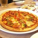 ガスト - ミックスピザ
