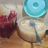 かれえてい - 料理写真:福神漬けと生姜