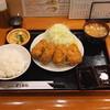 まさむね - 料理写真:特ヒレかつ定食 (2015/10)