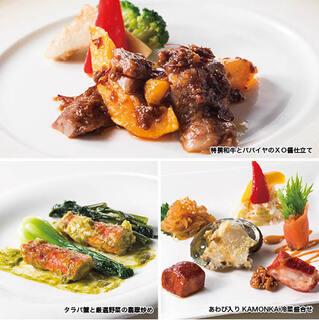 過門香 - 総料理長特別コース