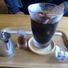 風待ちの丘 ルン - ドリンク写真:アイスコーヒーです♪