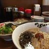 ばりきやラーメン - 料理写真:テーブルセット色々