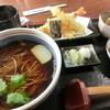 九拾九坊 - 料理写真:天ぷらそば