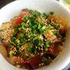 産直鮮魚とマグロの明神丸 - 料理写真:鮮魚ぶっこみ丼アップ
