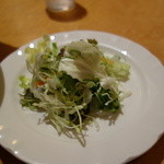 仔豚 - サラダ