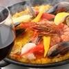セルジオ ストロベリー - 料理写真:シーフードパエリア