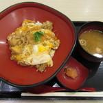 博多華味鳥 - 親子丼 700円