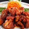 双龍居 - 料理写真:鶏もも肉のクミン炒め    800円