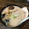 屋台ラーメン とんこつ貴生 - 料理写真:ラーメン(700円)
