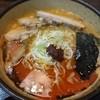 煮豚亭 砂馬 - 料理写真:朱丸豚めん(890円)
