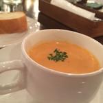 ラ・ボエム クアリタ - スープ