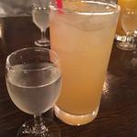 ラ・ボエム クアリタ - セットで選べるグレープフルーツジュース