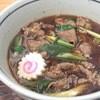 さらしな - 料理写真:飛騨牛そば980円
