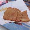 ドラえもん わくわくスカイパーク カフェゾーン - 料理写真:たい焼き(つぶ餡)・・・何故ドラミちゃん・・・☆