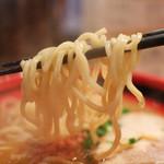 えびそば一幻 - 太麺リフト☆