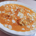 カレー専門店cafe New Delhi - 2015年10月再訪:バターチキン☆