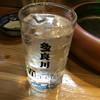 おふくろ亭 - ドリンク写真:泡盛(多良川)水割 1合 @800ー