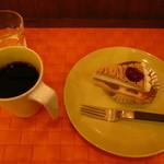 halcafe229 - ケーキセット