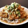 酔八仙 - 料理写真:油淋鶏 ユーリンジー