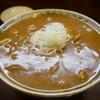 朝松庵 - 料理写真:カレー南ばん(700円)ネギトッピング後