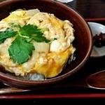 焼がきの はやし - カキ丼1300円