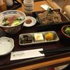 菜の里 - 料理写真:丼&そば朝食