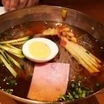 牛若 - 冷麺